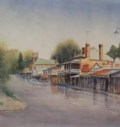 Country town, Vic
