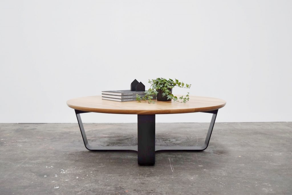 Blackbutt coffee table