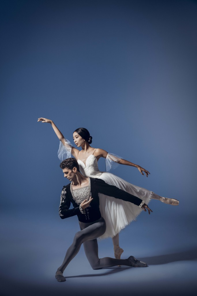Giselle at the Theatre Royal, Hobart (photo credit: Daniel Boud)