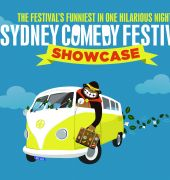 Sydney Comedy Festival Showcase at the Theatre Royal, Hobart