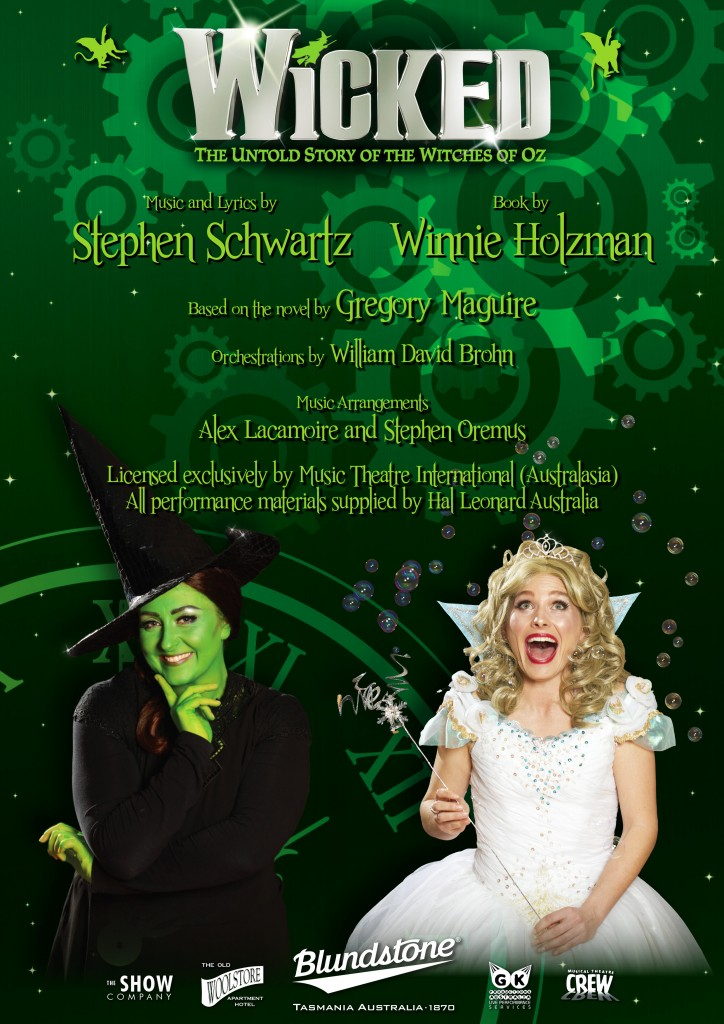 WICKED at the Theatre Royal, Hobart