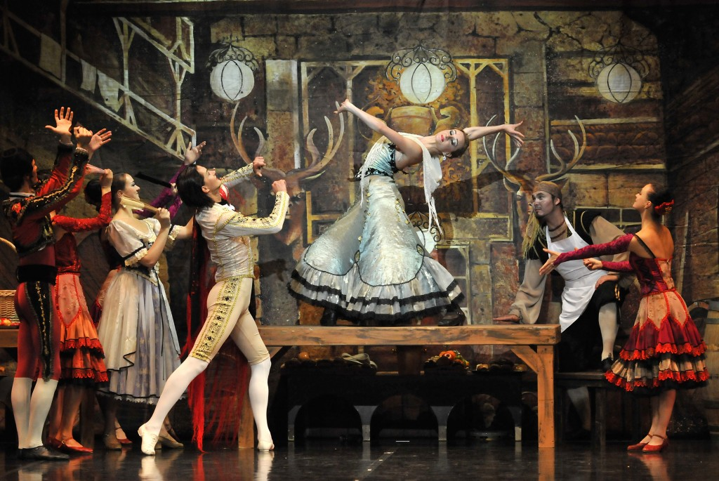 A Festival of Russian Ballet at the Theatre Royal, Hobart
