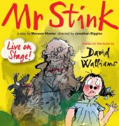 Mr Stink at the Theatre Royal, Hobart