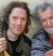 Andy Irvine and Luke Plumb