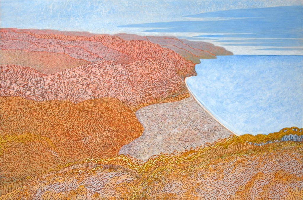 Coast of Dust and Crumble, Marion Bay