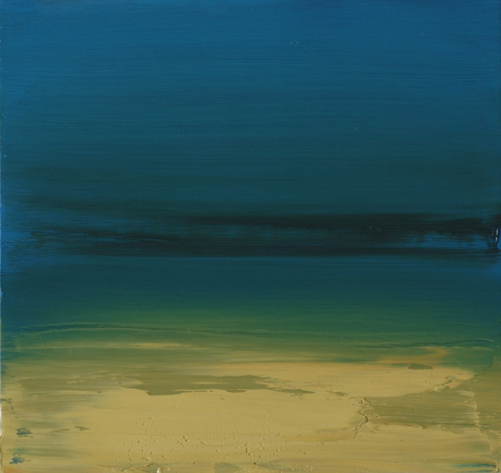 Sandy Bay Colour Study From Memory