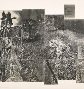 etching by Raymond Arnold