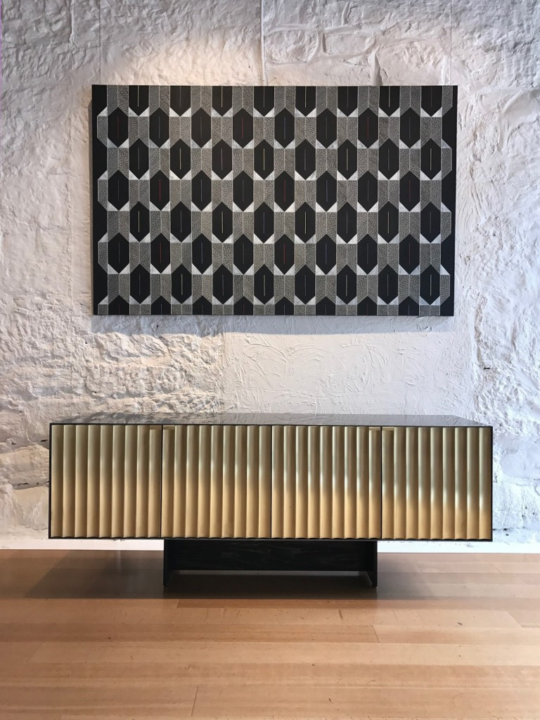 Cavetto Sideboard