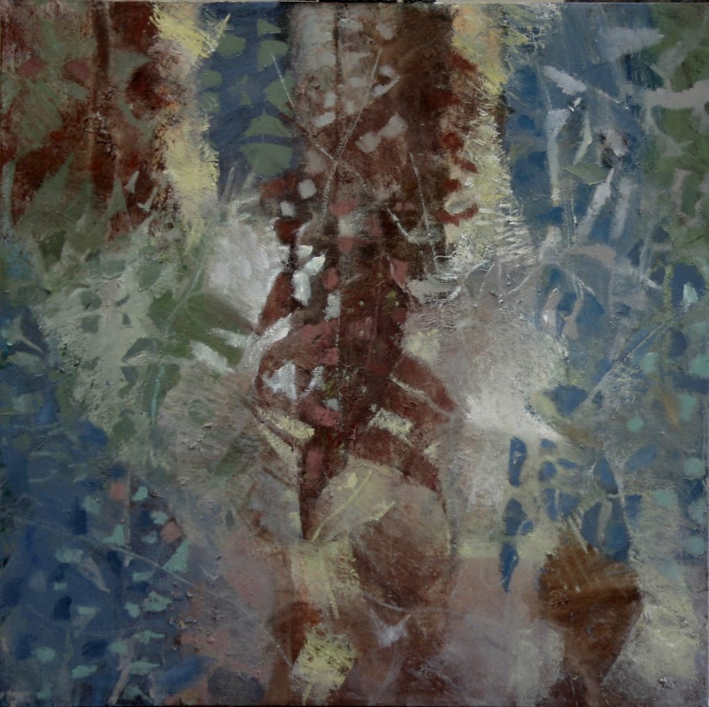 "Bush Dance: ""Brown and blue"" 2012"