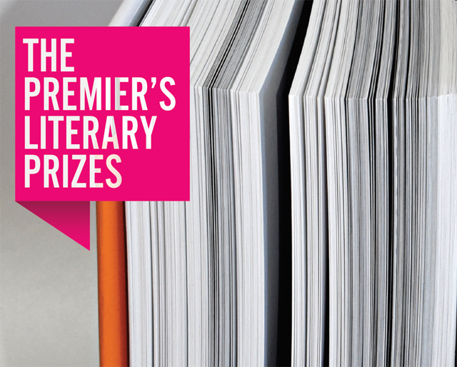 Premier's Literary Prizes poster