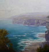 Devil's Kitchen Lookout II, 92 x 122cm