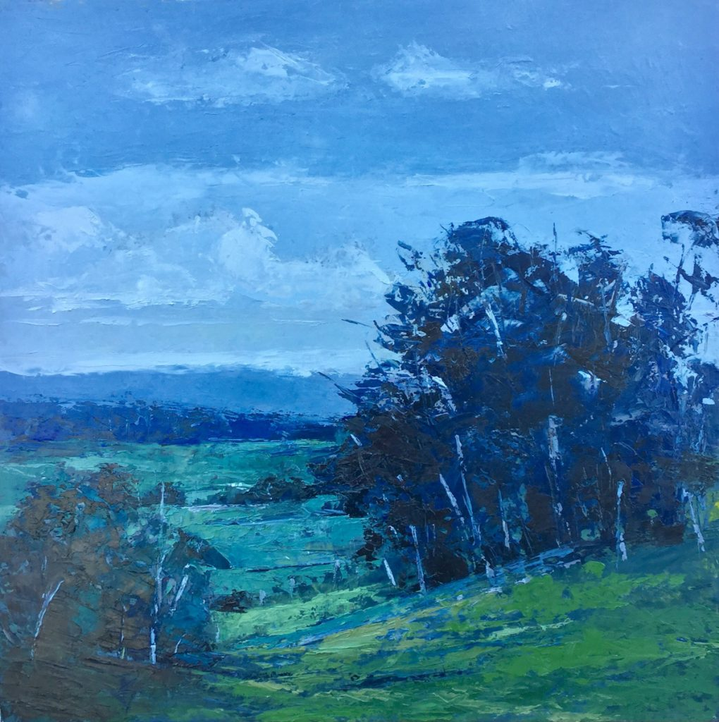 Tamar Valley Eastern View - John Gill