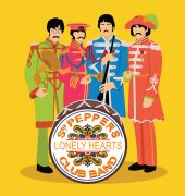 graphic sargent pepper
