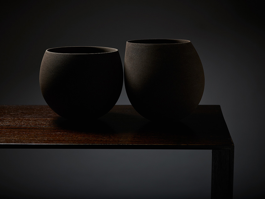stoneware and oxides