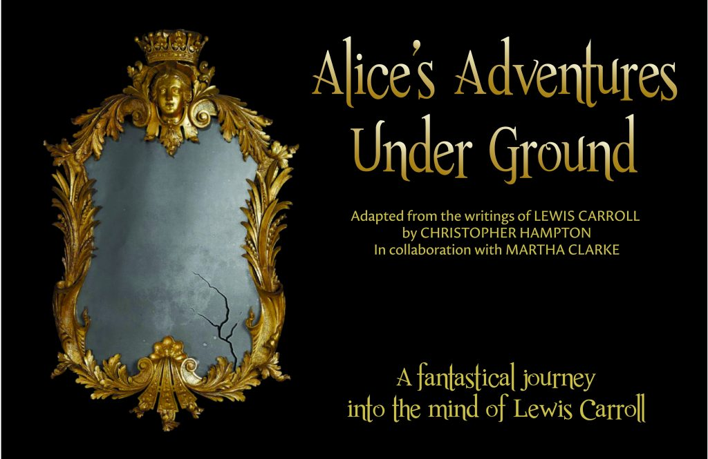 Alice's Adventures Under Ground at the Theatre Royal Backspace
