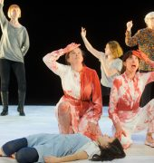 Oedipus Schmoedipus at the Theatre Royal, Hobart (impage: Sarah Walker)