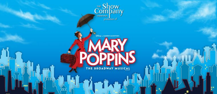 Mary Poppins at the Theatre Royal