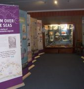 Travelling exhibition currently on view at St Helens History Room