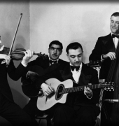 Django & Grappelli : The Early Years