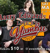 Harry Edwards Live at Yambu Banner, Harry Edwards Quartet