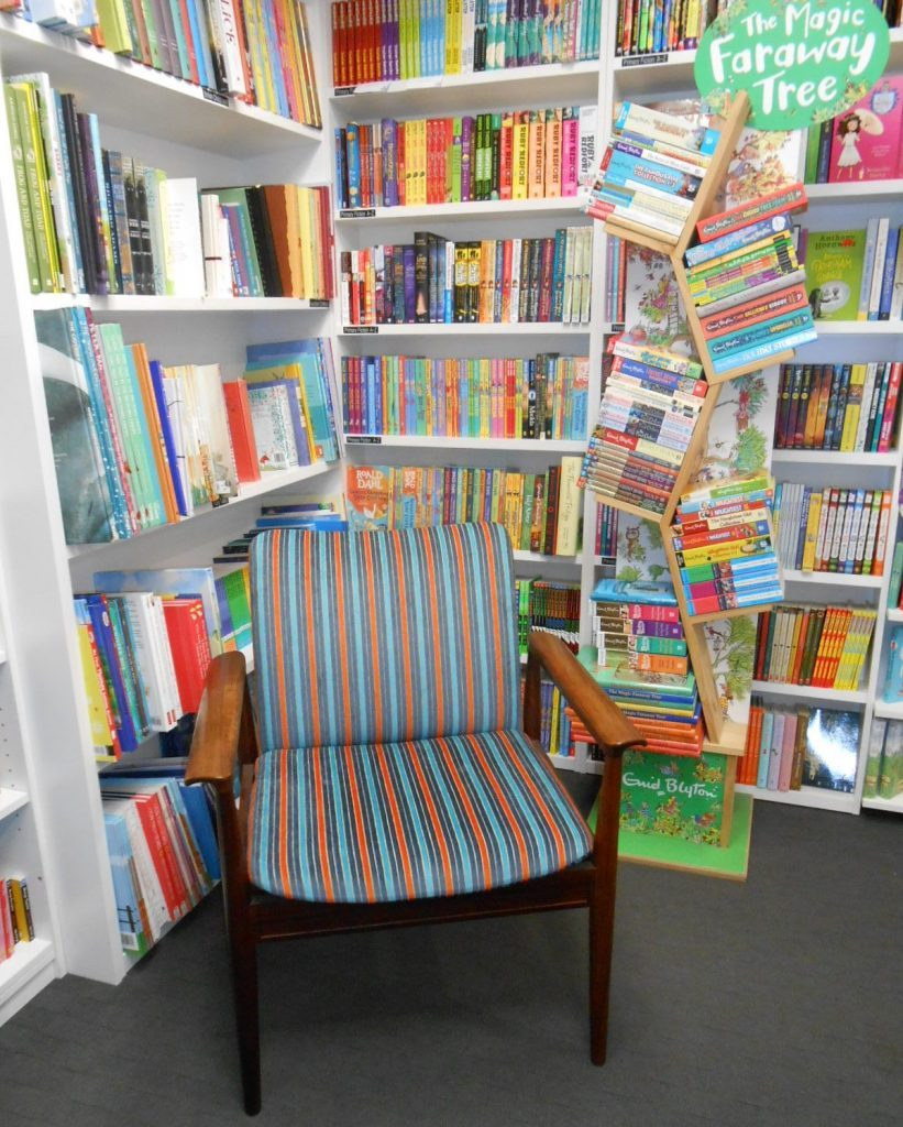 Fullers Reading Chair