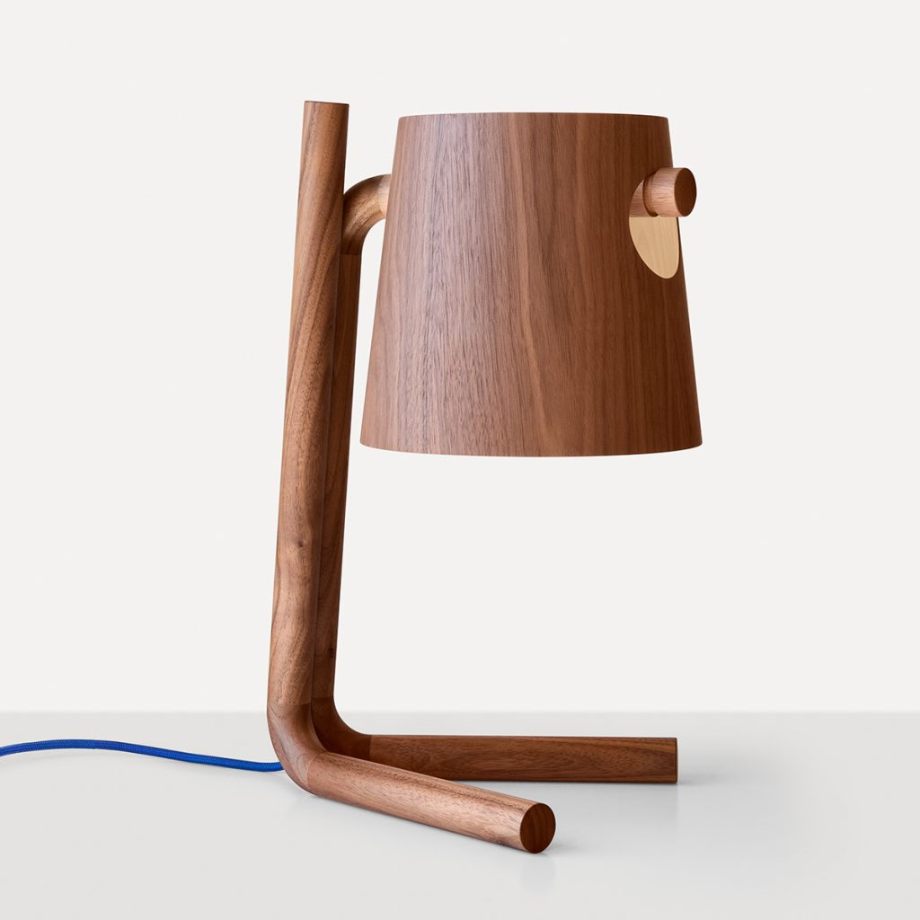 image of a Timber Table lamp