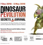 Dinosuar rEvolution: Secrets of Survival at TMAG