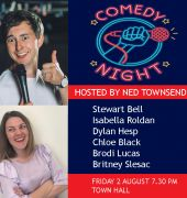 Comedy Night_line up#2