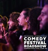 MELBOURNE INTERNATIONAL COMEDY FESTIVAL ROADSHOW at the Theatre Royal, Hobart (2019)