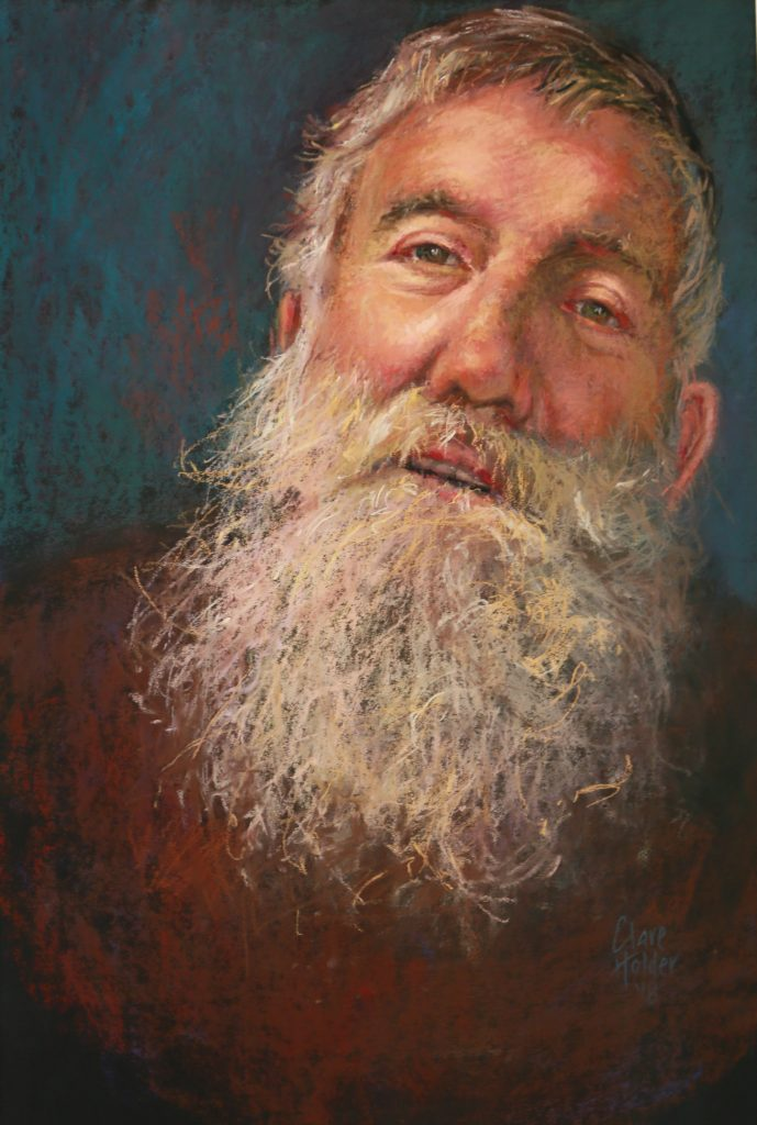 Liam - Clare Holder's winning portrait