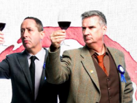 THE WINE BLUFFS: DAMIAN CALLINAN & PAUL CALLEJA