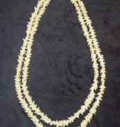Traditional length necklace of mariner Length doubled 94cm