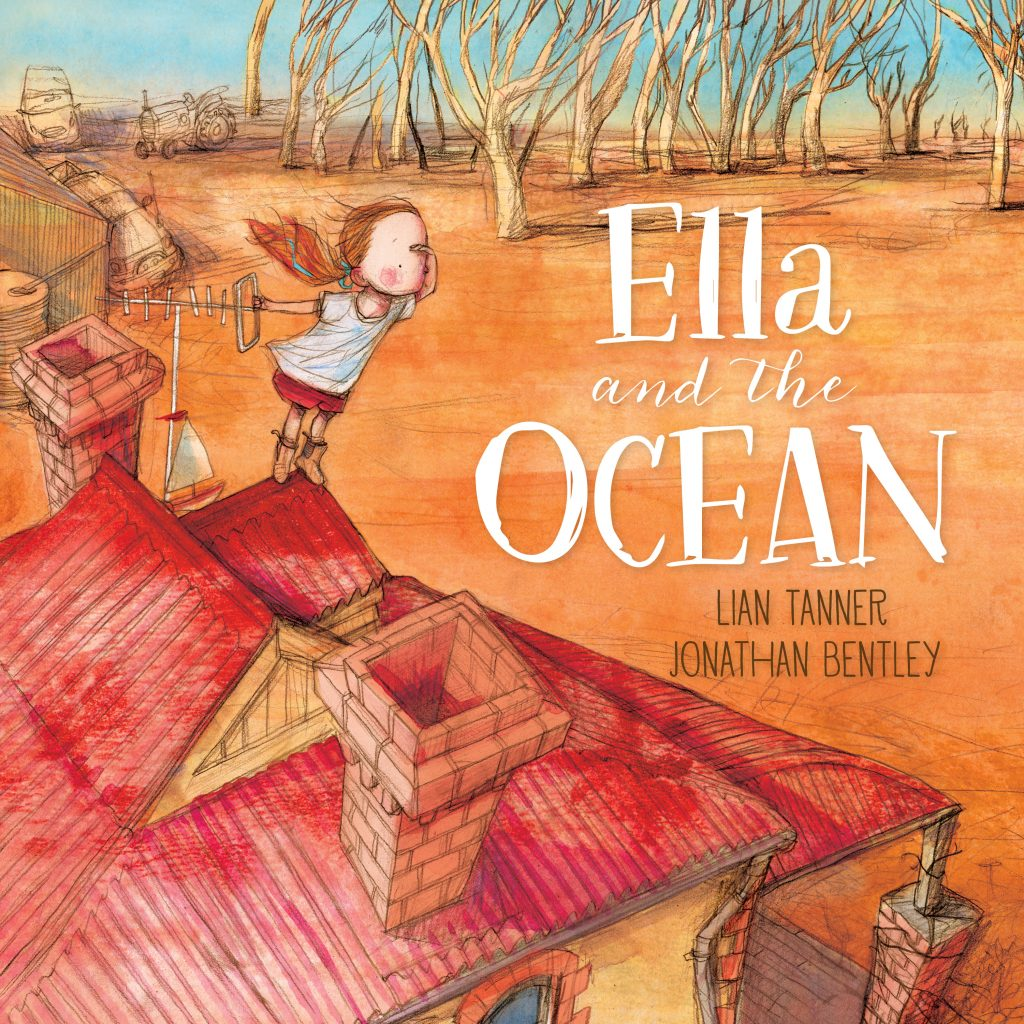 Lian Tanner Ella and the Ocean