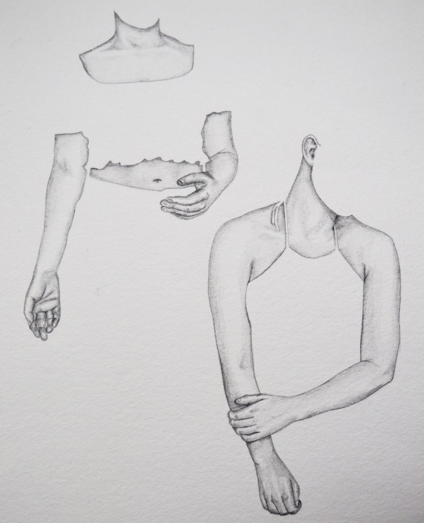 'Conversations with the Human Form' by Zoe Lovell