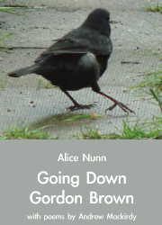 Alice Nunn - Going Down Gordon Brown