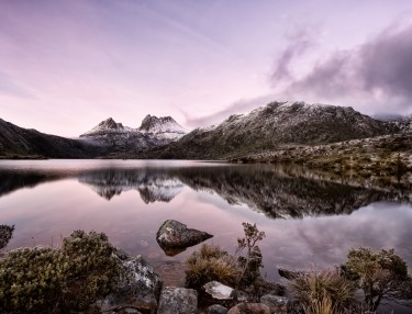 Alighted Soul, Cradle Mountain, Tasmania., Claire Walsh, 2017