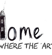 Home Is Where The 'Art Is, Eve Williams, 2021. Photographer: Eve Wiiliams