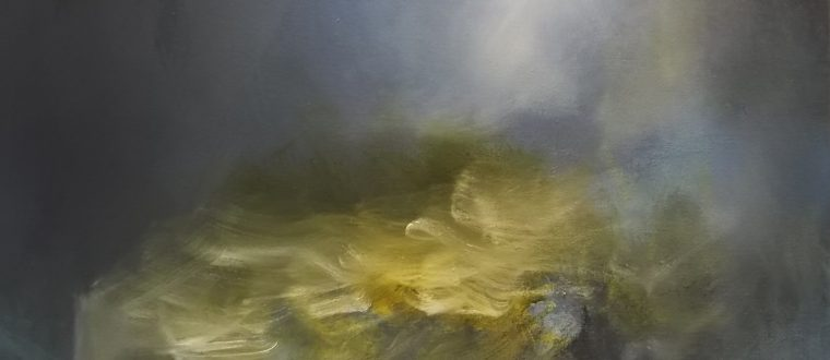 Ken Cowell exhibition 2014 Light on the Bay 1 oil paint on canvas